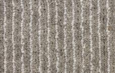 Unique Carpets Felted Wool Rug:  Runway 5940, Silver Gray